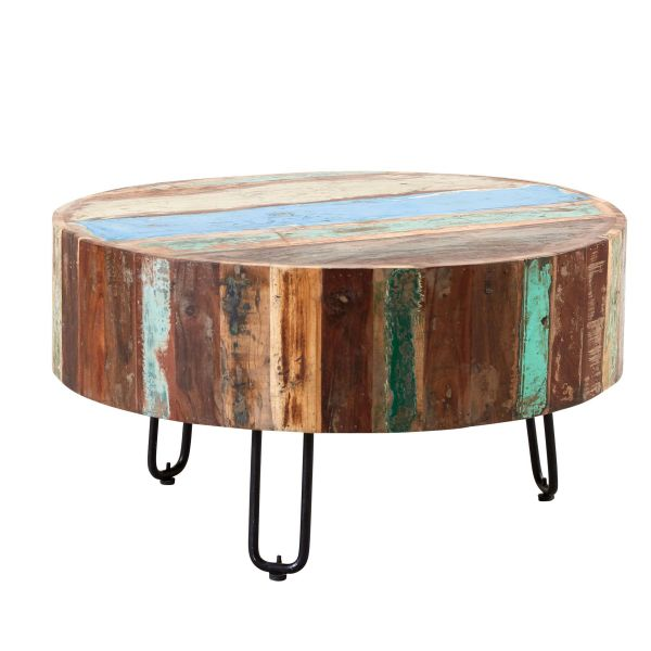 Beverly Drum Coffee Table